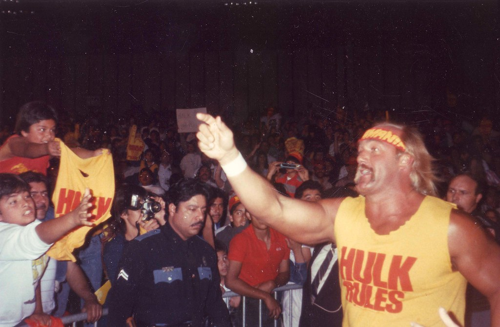 Hulk Hogan | John McKeon | Flickr