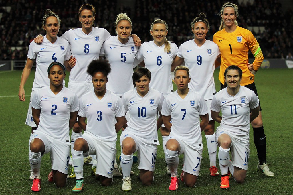 Image result for England Women vs Argentina Women football