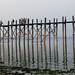 Amarapura – nejdelší teakový most na světě, foto: Šárka Vacková