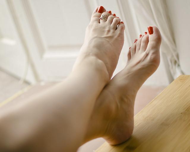 Feet at Rest