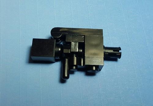 Made a submachine gun for MFZ | by skroberto