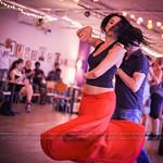 Vive l'été d'une soirée latine salsa kiz à Montréal la ville où il y a la joie de vivre! :)