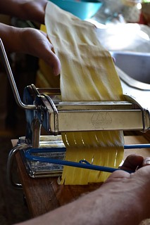 Fresh Pasta Making Day | by The Abundant Kitchen