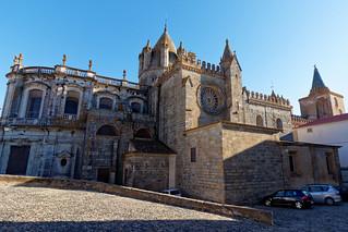Sé - Cathedral of Évora | by hl_1001