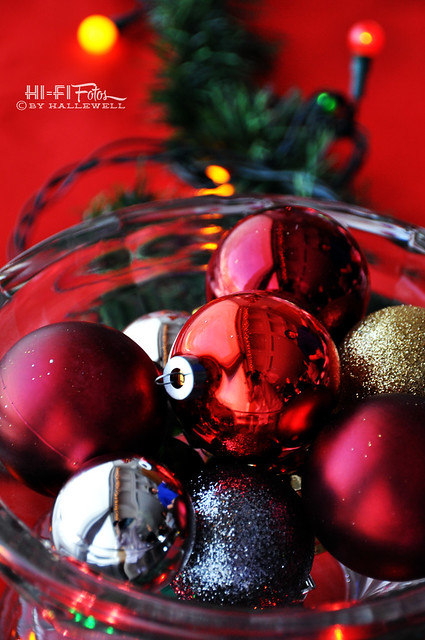 Bowl of Christmas Cheer