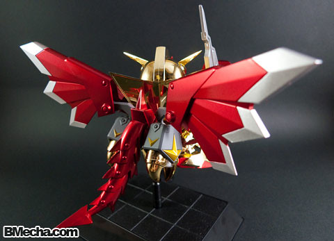 Bandai SDX Superior Dragon | by bmecha