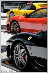 Singapore Ferrari rims