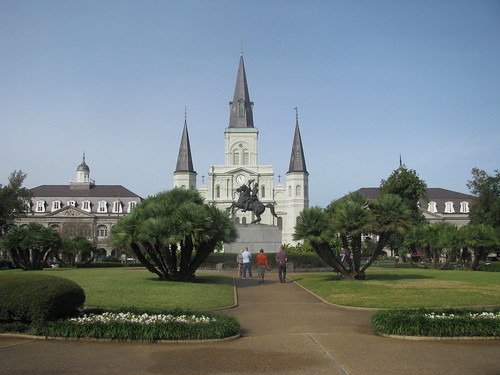 Saint Louis Cathedral | by KenSBrown