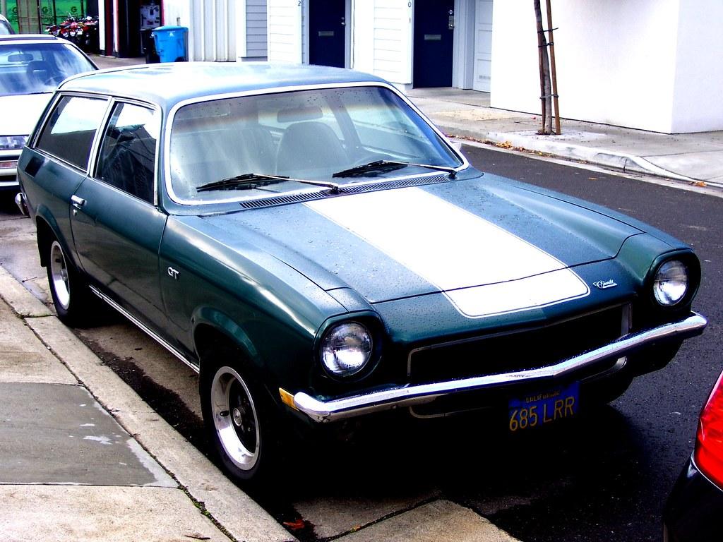 72 Vega GT Wagon | San Francisco CA  | Demetrios Lyras | Flickr