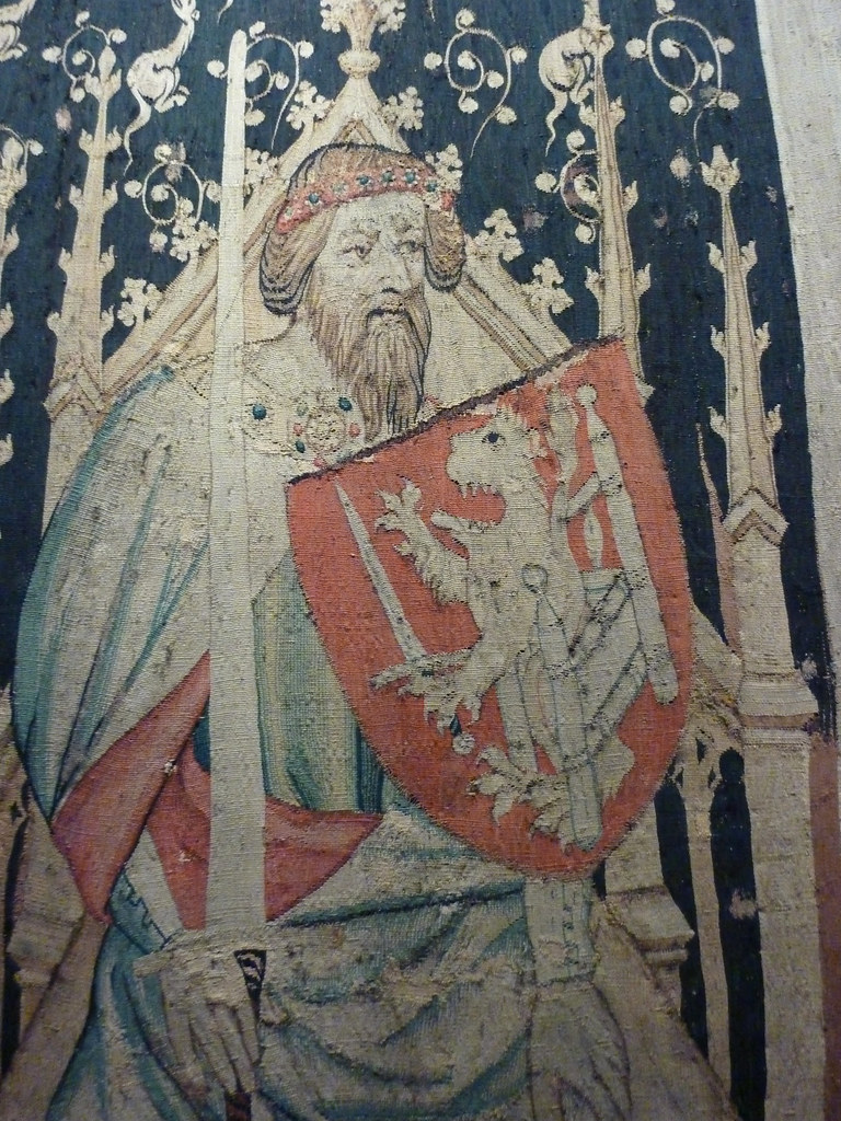 Hector of Troy (from the Nine Heroes Tapestries) | The Closi… | Flickr