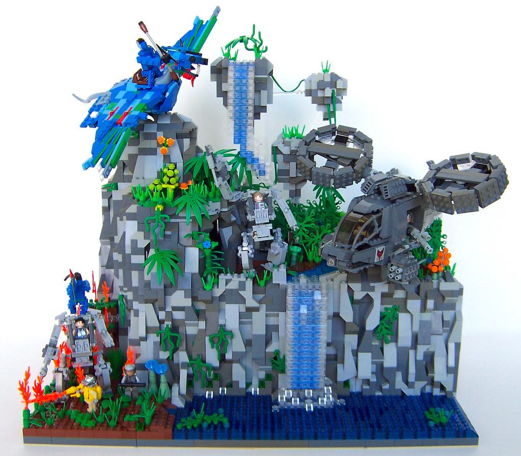 Avatar LEGO Builds | Flickr