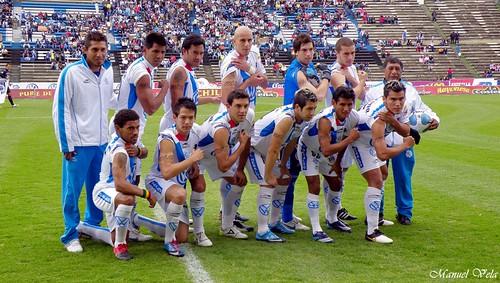 DSC_0064 Victoria de Pumas UNAM 4 -1 a Puebla FC por LAE Manuel Vela