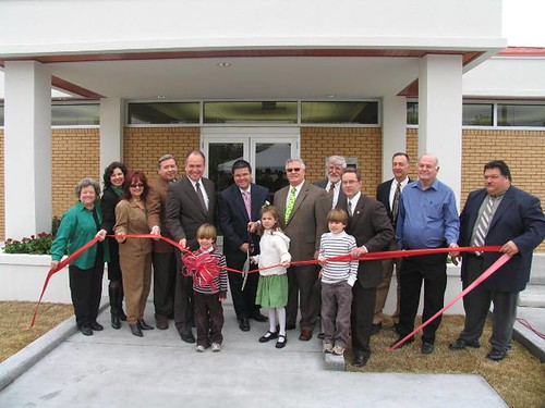 Gretna Library Grand Opening