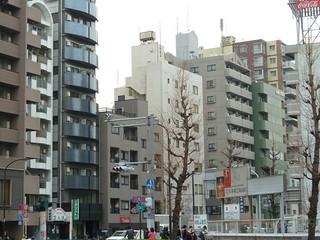 Tokyo architecture | by kalleboo
