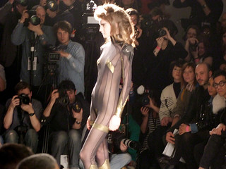 Pam Hogg Fashion Show | by bp fallon