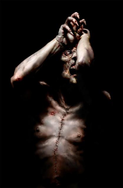 The Scream. My version.
