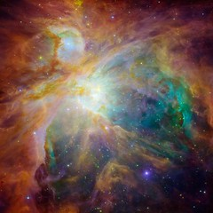 Orion Nebula | by cosmobc