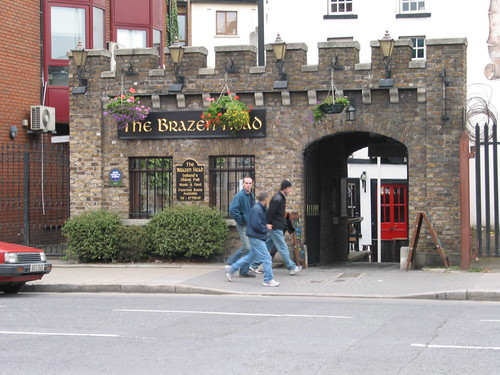 The Brazen Head pub in Dublin | by Coriman