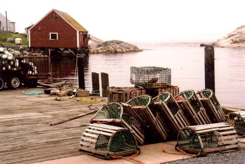 Peggy'sCove, Nouvelle-Écosse