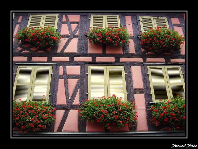 Obernai vieille maison