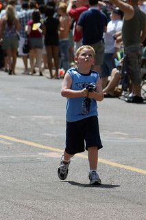 Young Spectator at the Phoenix Gay Pride Parade | by Fritz Liess