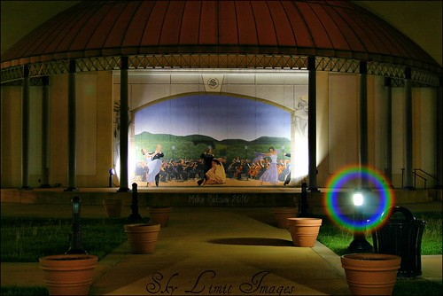 beautiful night canon painting mural pittsburgh pennsylvania uniontown skylimitimages