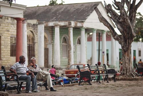 Holguineros en la plaza | by GMH