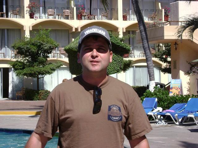 Piscina/Pool, Holiday Inn, Puerto Vallarta, México - www.meEncantaViajar.com
