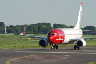 Norwegian Boeing 737-800; LN-NOG@CPH;04.06.2010/575bh | by Aero Icarus