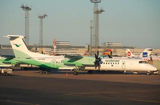 Wideroe DHC-8-400; LN-WDE@CPH;04.06.2010/575ce | by Aero Icarus