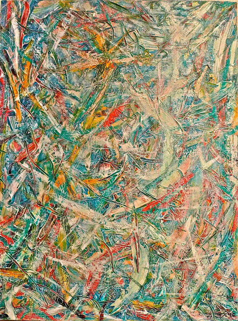 One of A Pair, Painting by Scott Johnson