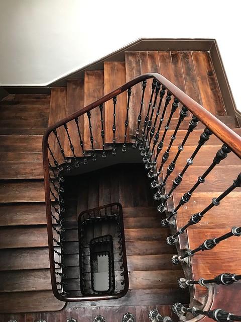 日, 2017-05-28 12:29 - 我が家の階段