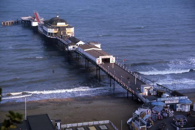 1987 09 52 12 File0266 Slide Film Shanklin Pier