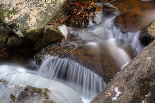 longexposure winter snow ice water creek river flow waterfall nc stream south northcarolina icy hdr iceflow southmountainsstatepark burkecounty jacobsforkriver davidhopkinsphotography ncpedia