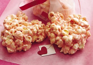 Recipe: Puffy Pink Popcorn Hearts | by Pillsbury.com