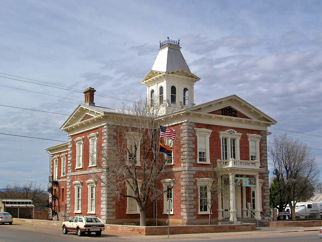 Old Cochise County Courthouse, Tombstone, Arizona | Paul