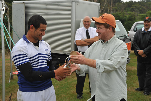 February 13, 2010 - American Ambassador's Rugby Cup | by US Embassy New Zealand