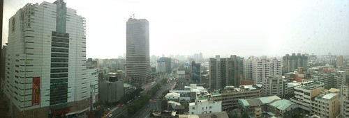Taichung On A Smoggy Day | by rogergordon