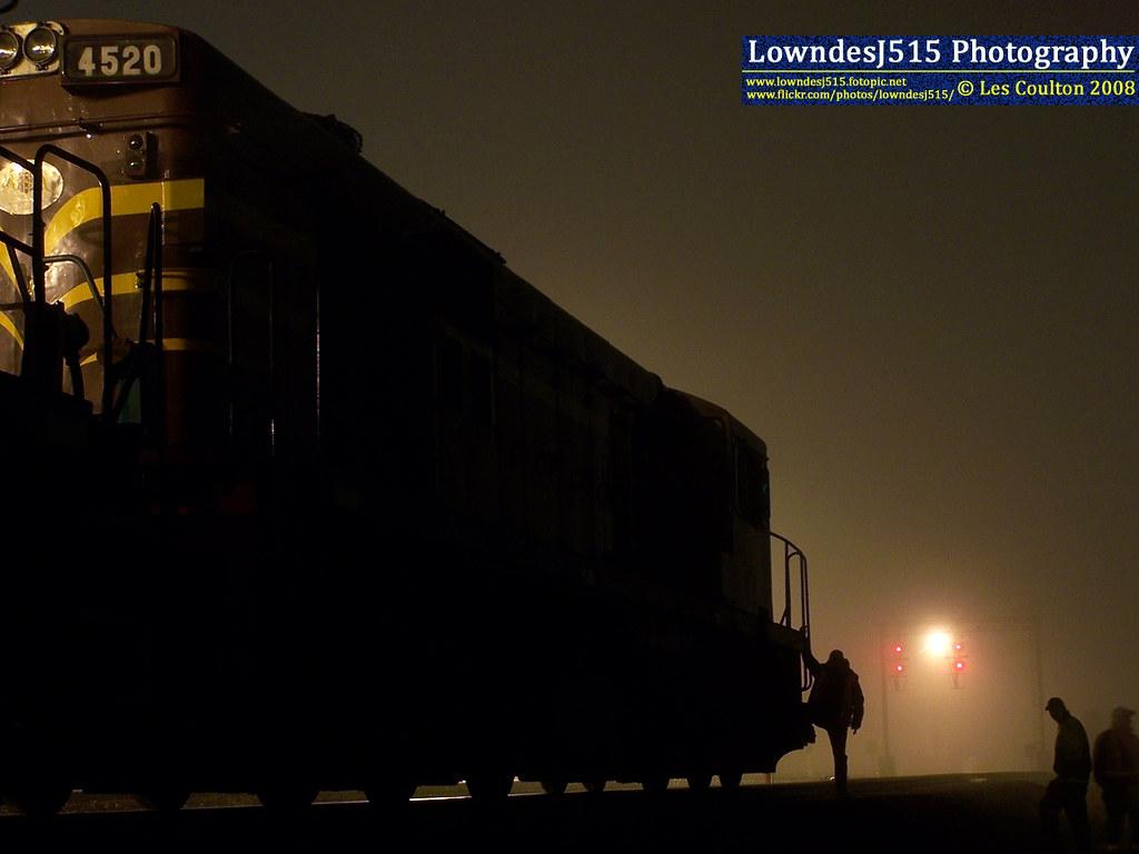 4520 at Tottenham Loop by LowndesJ515