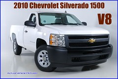 2010 Chevrolet Silverado 1500 V8 | by My New Work Truck