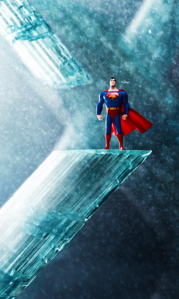 Fortress of Solitude - Superman
