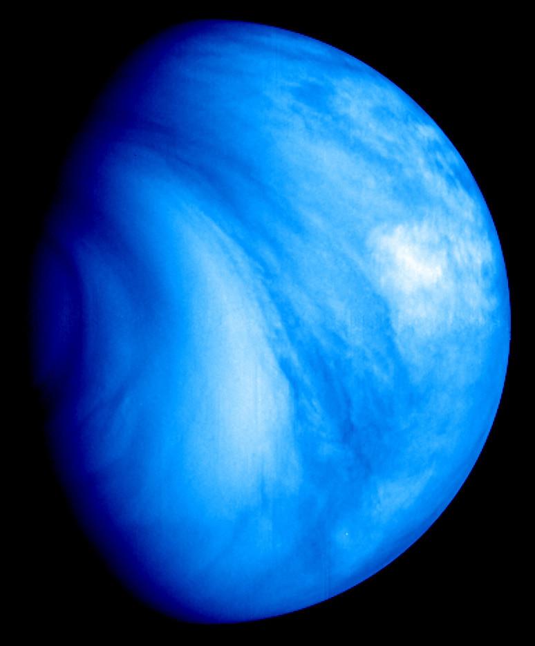 Our nearest planetary neighbour, Venus