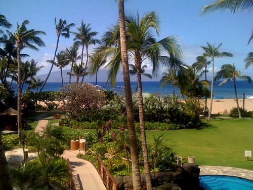 Our View from Maui for the Week   by longbored