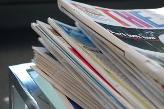 LTD_MED_0003 Magazines stack | by LTD Team