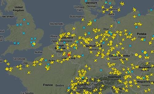 Flight Radar Cutout