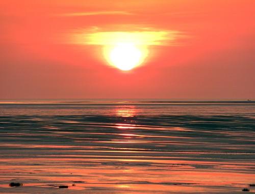 Sunset On Beach 14 (17/04/2010)