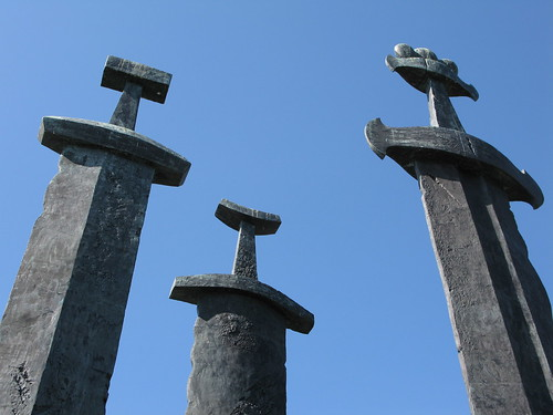 Norwegian Swords   by webmink