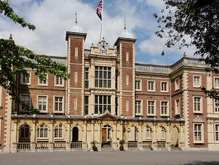 Kneller Hall in Whitton   by Maxwell Hamilton