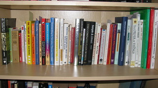 3rd shelf, left bookcase, writing resources | by Yvesanemone