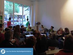 Jour-Fix Berliner Nachhaltigkeitsinitiativen